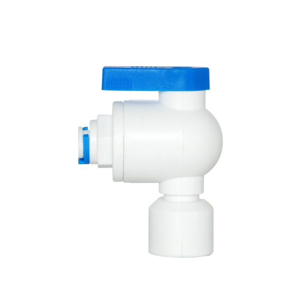 Quick Fitting-Mnpt 90℃ ball valve