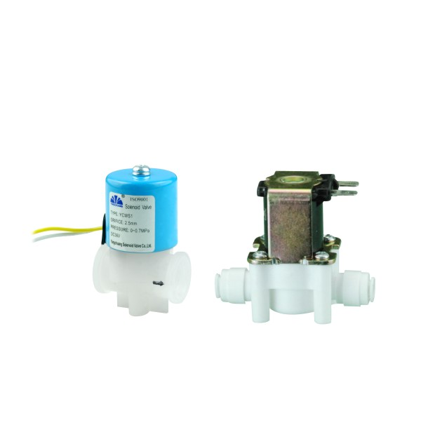 Ro System Component-Solenoid Valve