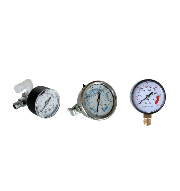 Ro System Component-Pressure Meter