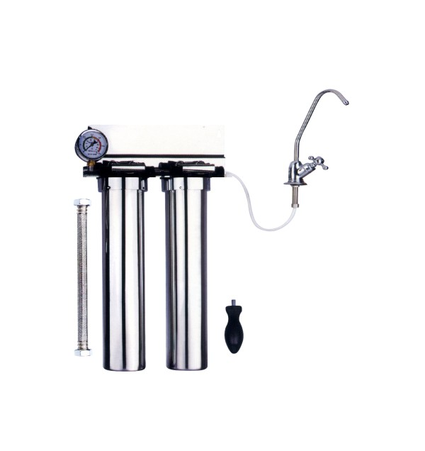Stainless Steel Water Purifier&Stainless Steel UF Purifier-KK-SD-5(20inch)
