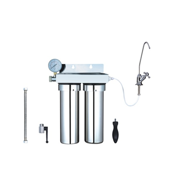 Stainless Steel Water Purifier&Stainless Steel UF Purifier-KK-SD-6