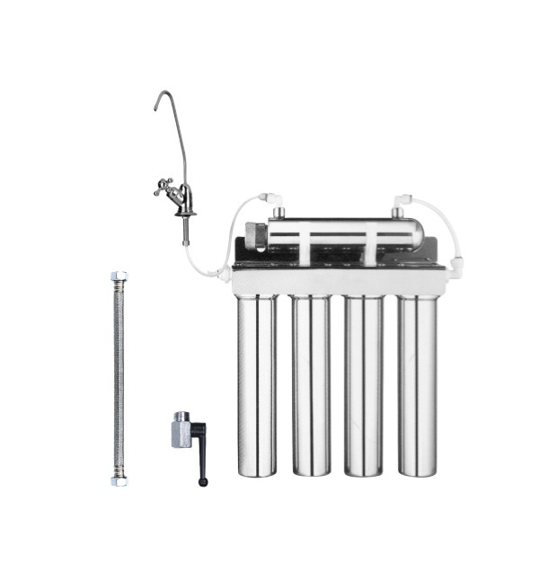 Stainless Steel Water Purifier&Stainless Steel UF Purifier-KK-US10-4