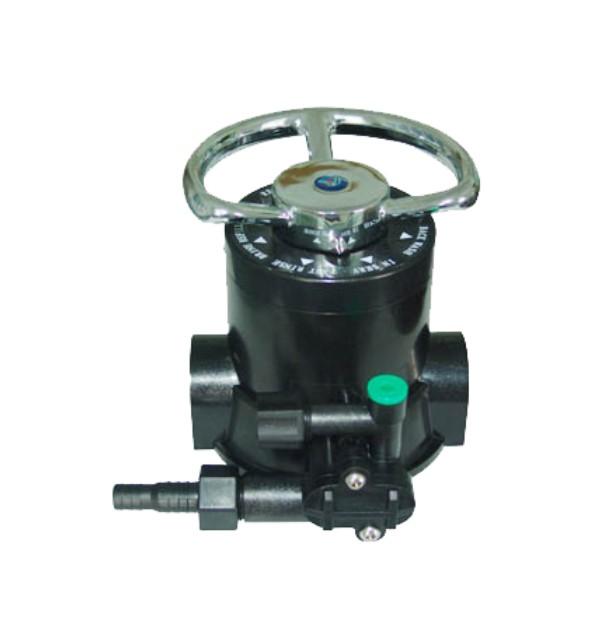 Frp Control Valve&Frp Pressure Vessels-KK-F64A1