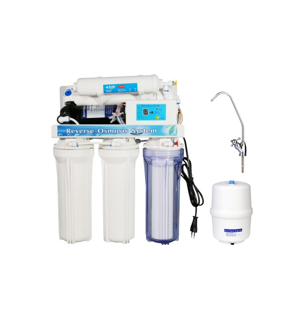 Reverse Osmosis System-KK-RO50G-B(5 stage with computer)