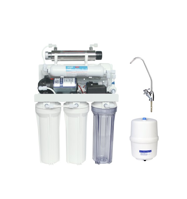 Reverse Osmosis System-KK-RO50G-C(6 stage with UV)